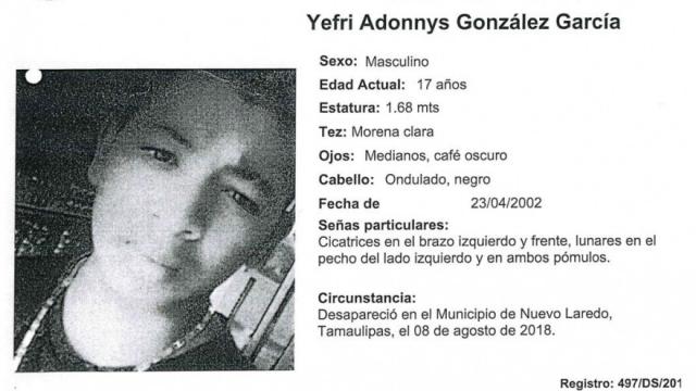 ¿Has visto? Yefri Adonnys González García